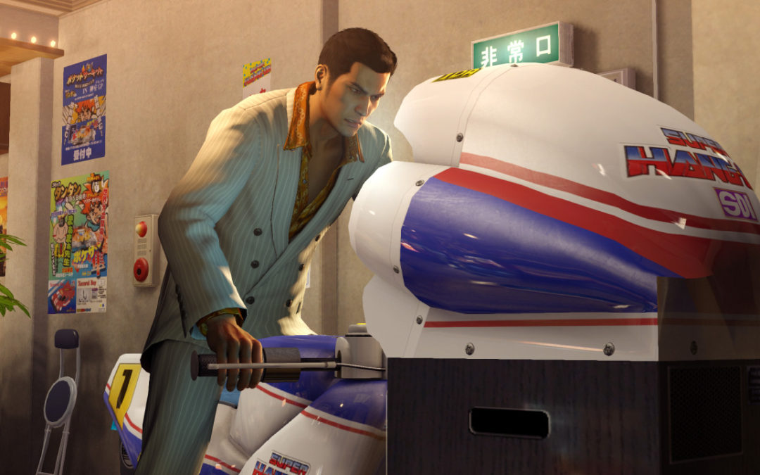 Preorders for Yakuza 0 are now live on Amazon!