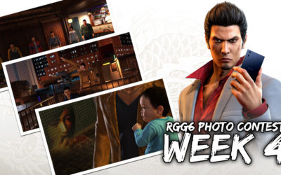 RGG6 Photography Contest Week 4 Over!