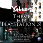 Custom Yakuza PS3 Theme