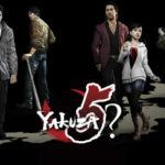 Sega's Official stance on Yakuza HD & 5; No plans.. yet.