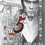 Hi, I know this is really going to haunt me, but, do you know what the plot is for Ryu Ga Gotoku; 5? I dont get why Kiryu is outta the orphanage and saejima is in prison (again), can you help me out here?