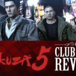 Yakuza 5 Video Review