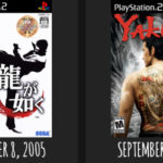 Understanding the Yakuza Game Chronology