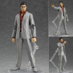 Figma Kiryu delayed until December 2016