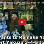 AlphaOmegaSin talks Yakuza remakes and ports