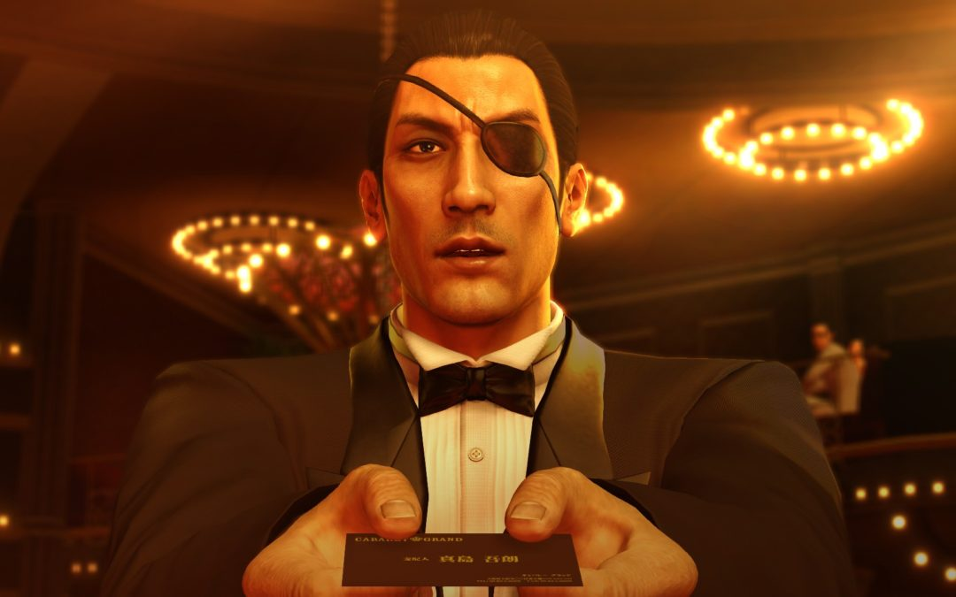 17 Minutes of Yakuza 0 in English from IGN: Meeting Majima