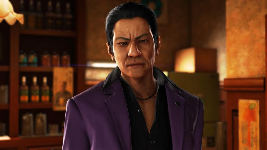 Yakuza 6 cast reveal: Kosimizu and Masuzoe