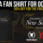 New Serena – Our New Shirt for October