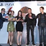 Ryu Ga Gotoku 6 Hong Kong launch event and Blue Girl Beer tie in!