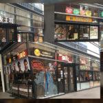 Osaka Ohsho, Tsukiji Silver Highball Sakaba Bar, Nagasaki Champon Ringer Hut [tie ins]