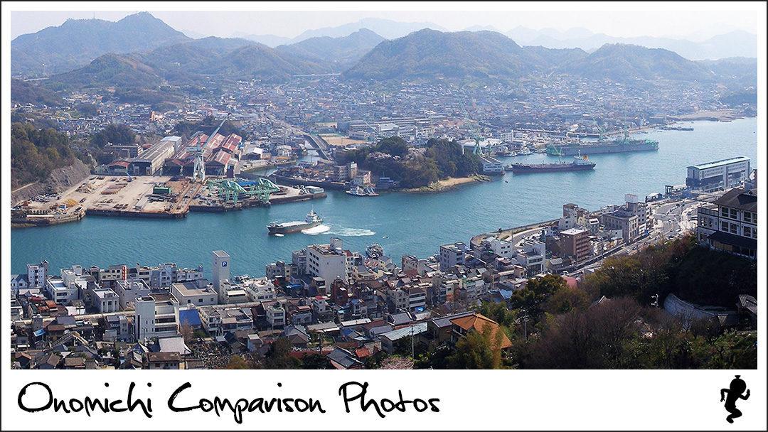Onomichi Real Life vs In Game Comparison Photos!