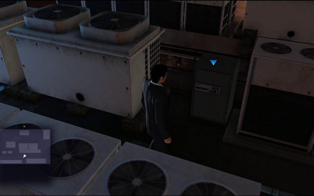 The Secret Safe In Yakuza 6
