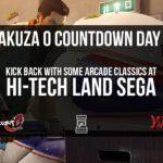Hi-Tech Land SEGA – Day 5 [Yakuza 0 Countdown]