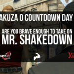 Mr. Shakedown – Day 9 [Yakuza 0 Countdown]