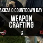Weapon Crafting – Day 3 [Yakuza 0 Countdown]