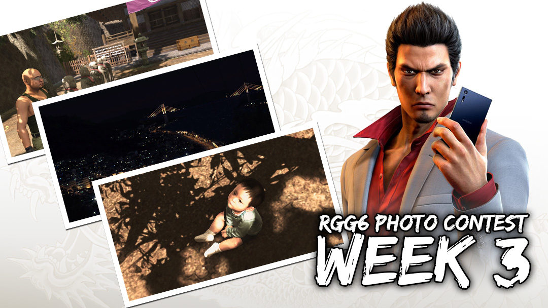RGG6 Photography Contest Week 3 Over!