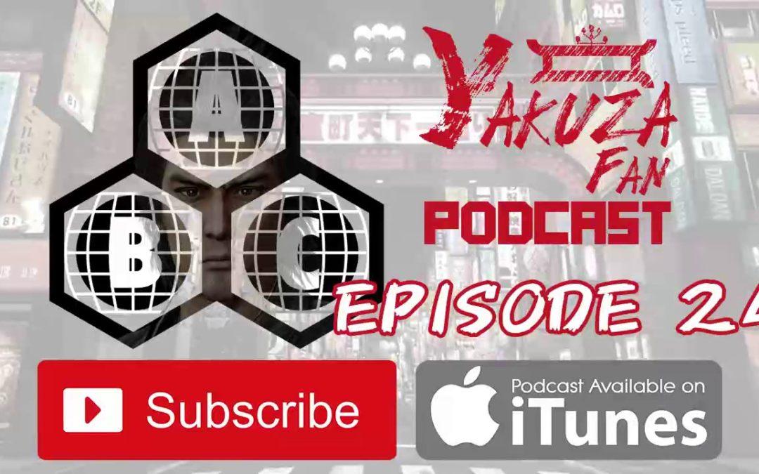 Yakuza Fan Podcast – Episode 24: Region Locked Trials