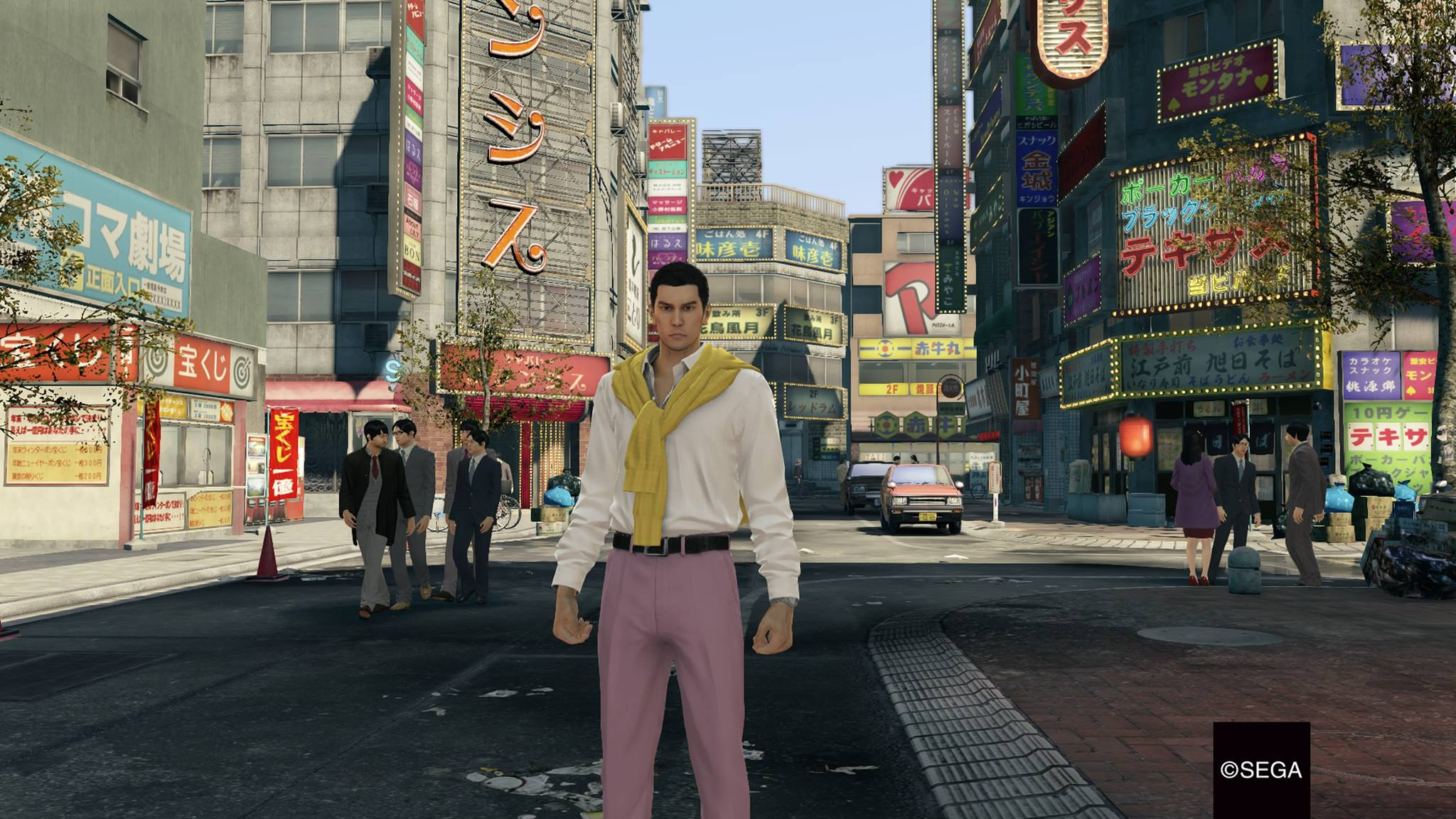 Yakuza 0 Patch 1.05 Now Live! - Yakuza Fan