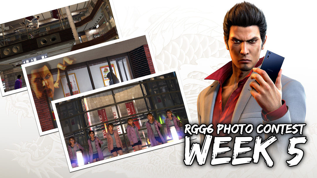 RGG6 Photography Contest Week 5 Over!