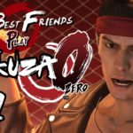 Two Best Friends Play Yakuza 0 (Part 1)