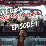 Yakuza Locations Tour 2016 – Episode 1 Kabukicho [Yakuza Fans]
