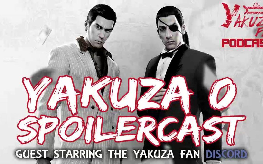 Yakuza 0 Spoilercast