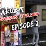 Yakuza Locations Tour 2016 – Episode 2 New Serena