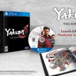 Yakuza 6 Will Release March 20, 2018 with a fancy collector's edition!
