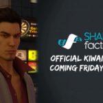 Yakuza SHAREfactory theme coming Friday Sep 1!