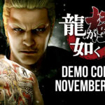 Ryu Ga Gotoku Kiwami 2 Demo Coming in November