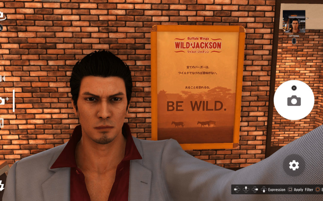 Yakuza 6 Demo Now Available!