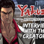 The Dragon's Path: Turning the Yakuza series in to an interactive comic!