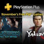 Yakuza Kiwami Headlining Novembers PS Plus Titles!
