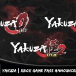 Yakuza Coming to Xbox One (and Gamepass) in 2020