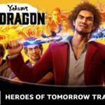 Yakuza: Like a Dragon Heroes of Tomorrow Trailer