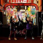 Yakuza: Like a Dragon's theme song Ichibanka animated in the Dragon Engine!