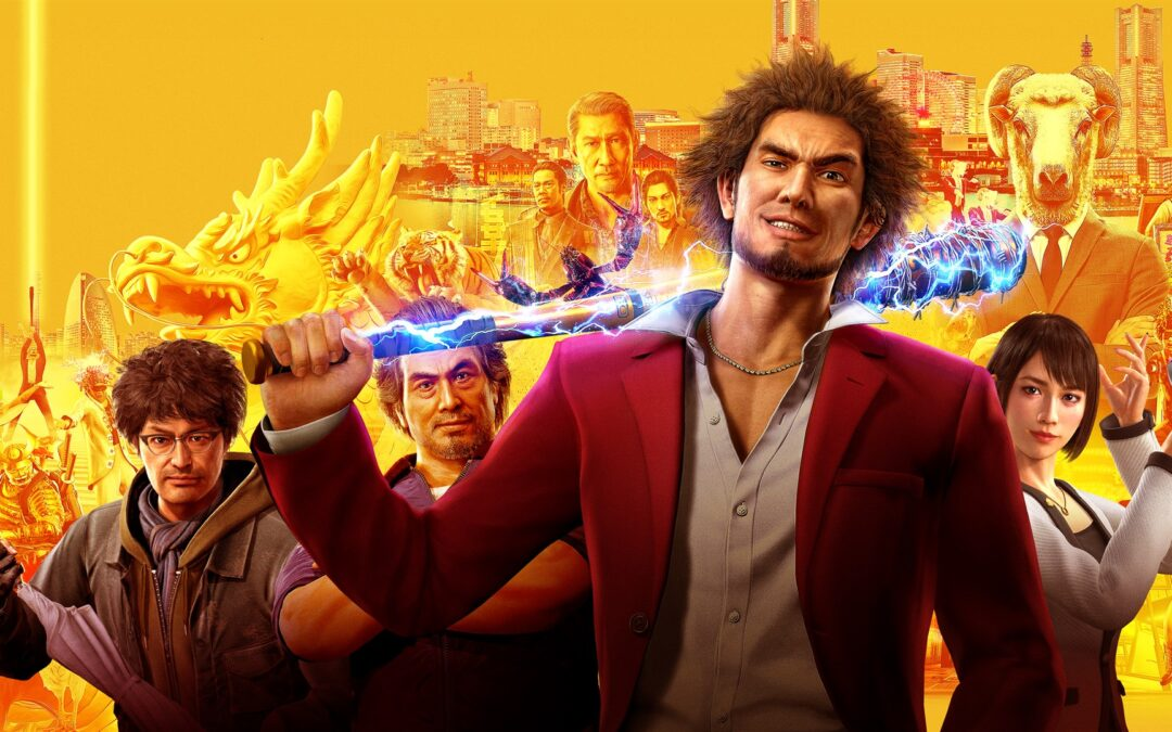 Yakuza Like a Dragon is now Available! Xbox, PSN, and Windows Store now live!