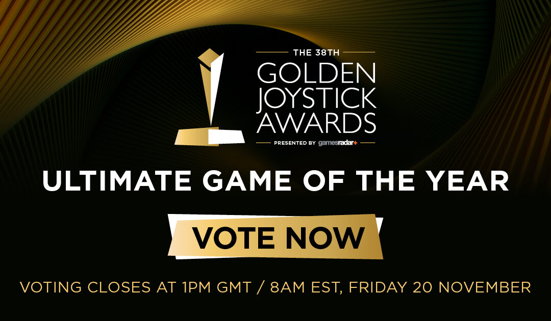 Yakuza: Like a Dragon has been nominated for the Golden Joystick Ultimate Game of the Year Award!