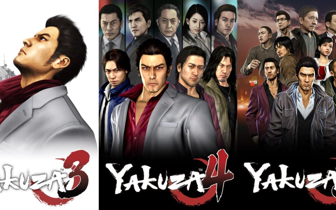 Yakuza Remastered Collection & Yakuza 6 coming to Xbox in Japan (Not Ryu Ga Gotoku)