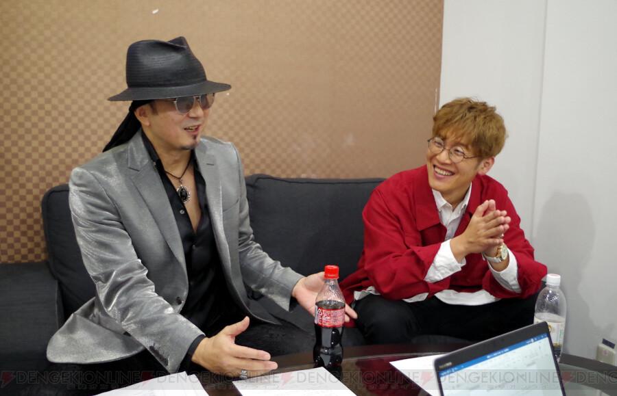 Dengeki Online Interview with Takaya Kuroda (Kazuma Kiryu) and Kazuhiro Nakaya (Nishikiyama & Kasuga Ichiban) and their 15 year history with Ryu Ga Gotoku.