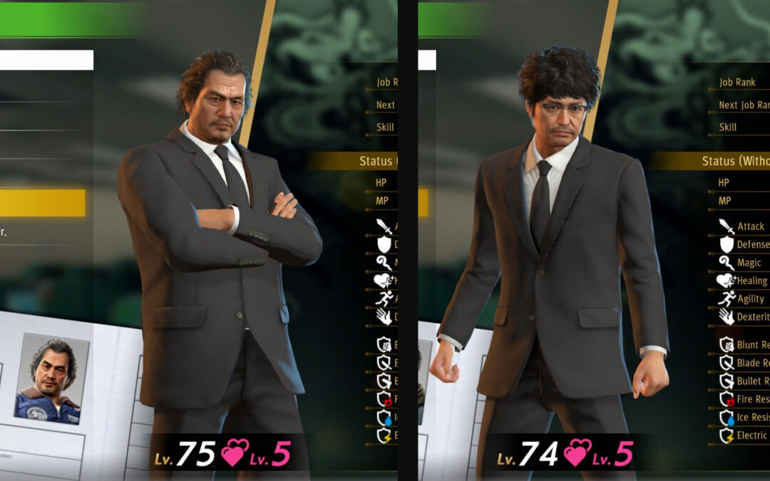 Yakuza: Like a Dragon Patch 1.07 out now. Upstart Assistance Pack 6 included for free!
