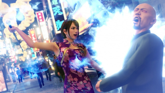 Yakuza: Like a Dragon Patch 1.08 out now (On PC). Upstart Assistance Pack 7 included for free!
