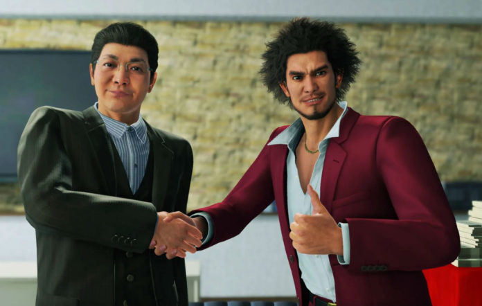 Yakuza: Like a Dragon – Language Support Patch Out Now!