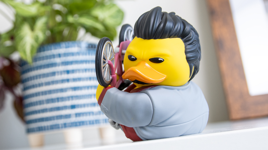 Numskull & SEGA Europe Releasing Cosplaying Kazuma Kiryu Rubber Duck!